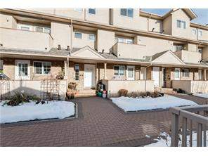 Mount Pleasant #207 438 31 AV Nw, Calgary, Attached homes