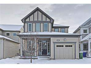 Windsong Airdrie Detached homes