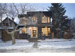 Bridgeland/Riverside Real Estate, Detached Calgary