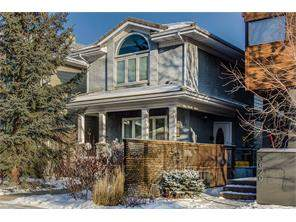 Detached Parkhill Calgary real estate