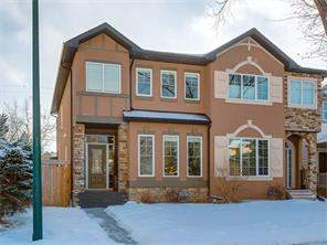 Mount Pleasant Homes for sale, Attached Calgary