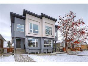 Winston Heights/Mountview Calgary Attached homes