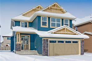 22 Baywater Ln Sw, Airdrie, Detached homes