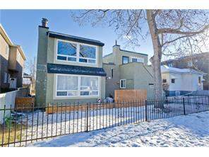 #3 2420 29 ST Sw, Calgary, Attached homes