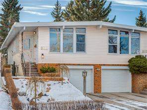 2611 Canmore RD Nw, Calgary, Attached homes