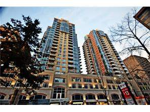 #1005 920 5 AV Sw, Calgary, Apartment homes