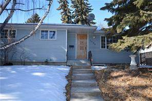 Detached Rosemont Calgary Real Estate Listing