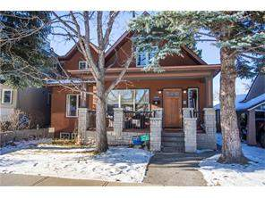 1419 6 ST Nw, Calgary, Detached homes