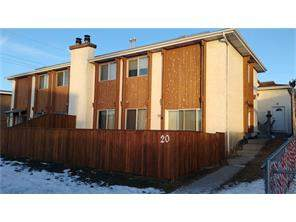 #5 20 Huntley CL Ne, Calgary, Attached homes