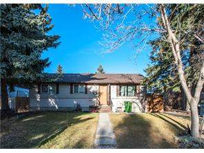 Detached Forest Heights Calgary real estate