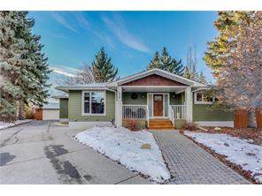 455 Wildwood DR Sw, Calgary, Wildwood Detached