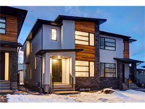 3609 1 ST Nw, Calgary, Alberta, Highland Park Attached