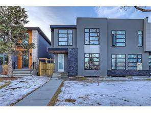 3703 41 ST Sw, Calgary, Attached homes