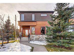 1801 Broadview RD Nw, Calgary, Detached homes