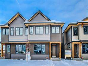 2040 1 AV Nw, Calgary, Attached homes