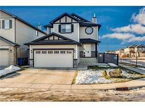 1001 Channelside WY Sw, Airdrie, Canals Detached