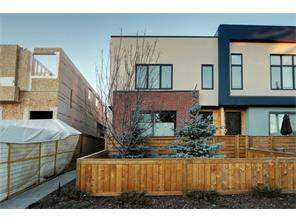 #2 1712 Kensington RD W, Calgary, Attached homes