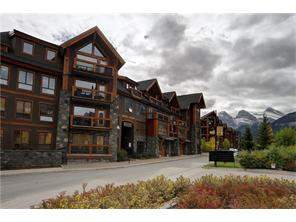 Apartment Spring Creek Canmore Real Estate