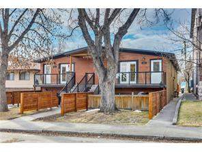 #201 1929 25 ST Sw, Calgary, Attached homes
