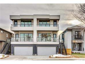 Attached Parkhill Calgary real estate Listing