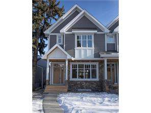 3010 27 ST Sw, Calgary, Attached homes