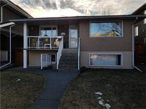 2423 4 AV Nw, Calgary, Detached homes