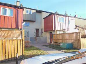 #9 4740 Dalton DR Nw, Calgary, Attached homes