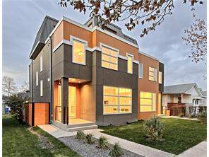Crescent Heights Attached home in Calgary