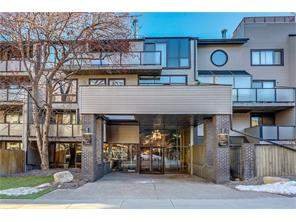 #203 1732 9a ST Sw, Calgary, Lower Mount Royal Apartment