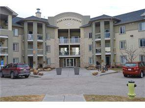 #2311 2518 Fish Creek Bv Sw, Calgary, Evergreen Apartment