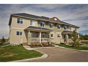 501 Clover Wy, Carstairs, Attached homes,Carstairs