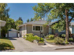 Detached Hounsfield Heights/Briar Hill Calgary real estate
