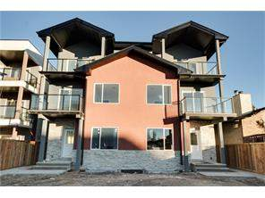 Attached Highland Park Calgary real estate