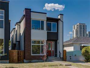 1409 31 ST Sw, Calgary, Detached homes