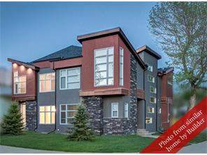 Attached homes for sale in Tuxedo Park Calgary