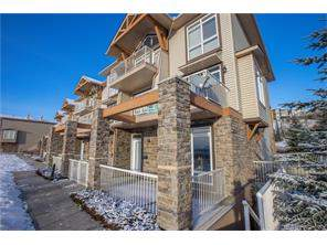 Rocky Ridge Calgary Attached homes