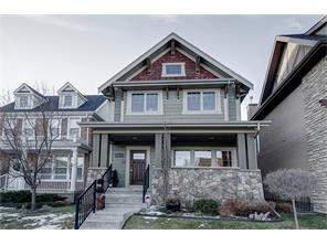 Detached Garrison Green Calgary real estate
