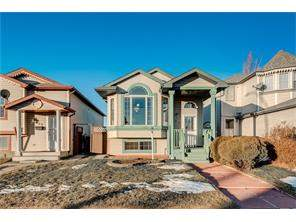 Monterey Park Calgary Detached homes
