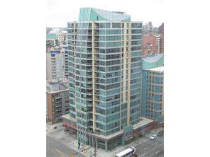 #706 888 4 AV Sw, Calgary, Downtown Commercial Core Apartment