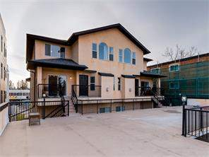 Shaganappi Attached home in Calgary
