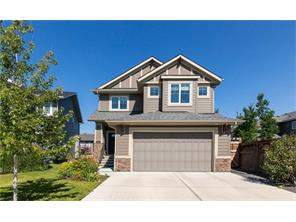 122 Auburn Sound Mr Se, Calgary, Detached homes