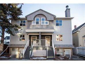 #3 713 Mcdougall RD Ne, Calgary, Attached homes