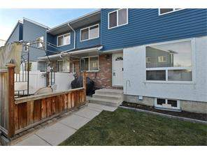Attached Dover Calgary Real Estate