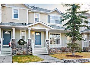 40 West Springs Ga Sw, Calgary, Attached homes
