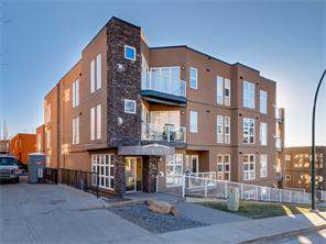 #101 716 5 ST Ne, Calgary, Apartment homes