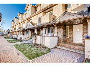 Mount Pleasant Calgary Attached homes