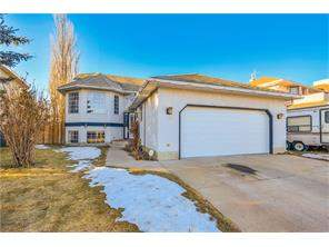 Detached Green Meadow Strathmore real estate Listing