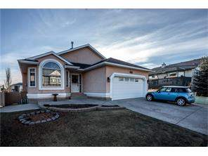 211 Sandstone Dr, Okotoks, Detached homes