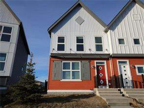 1223 Livingston WY Ne, Calgary, Livingston Attached
