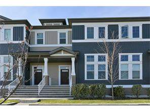 2107 Evanston Sq Nw, Calgary, Attached homes